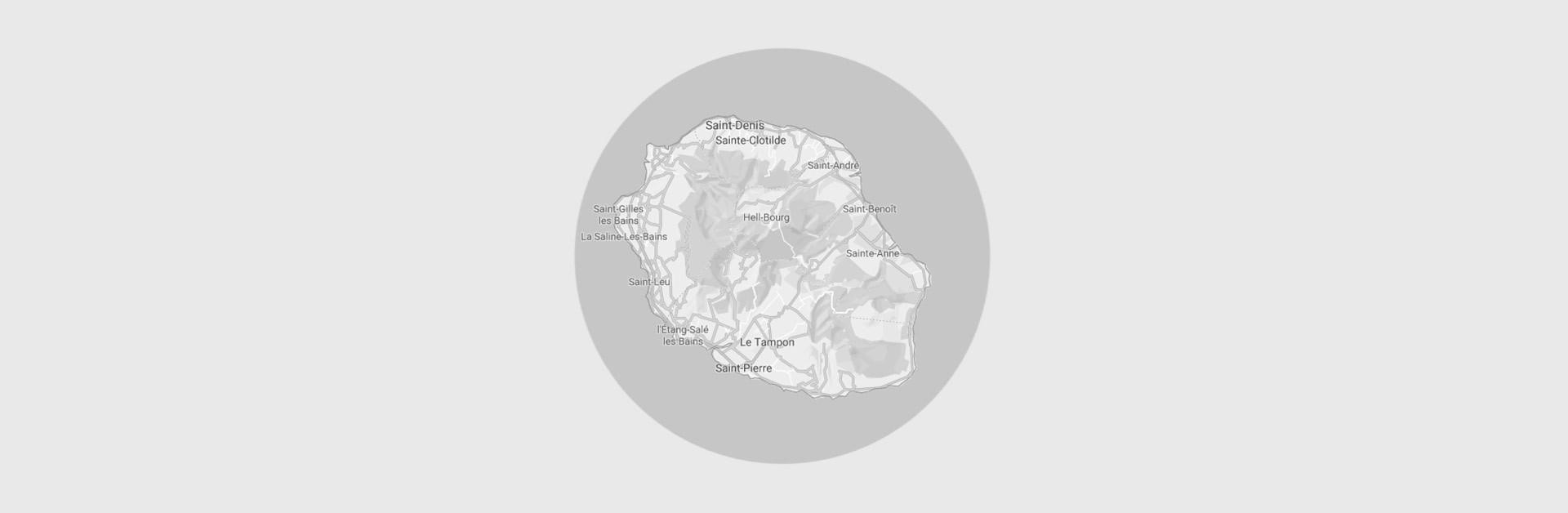 enseignes en agglomération et sur route à La Réunion | Markali